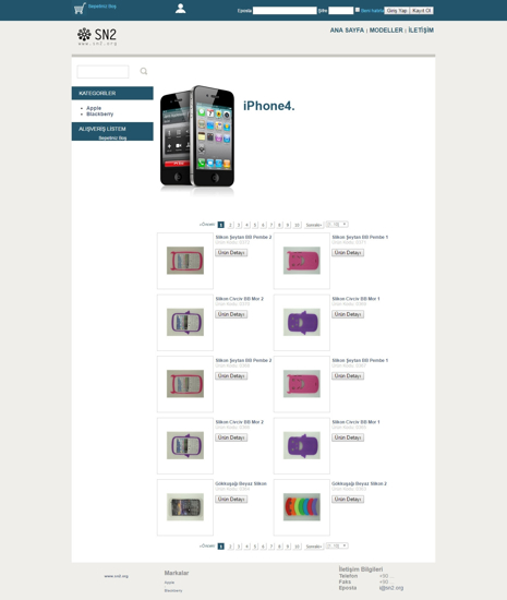 Picture of SHOPPING SITE