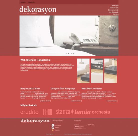 DEKORASYON SİTESİ resmi