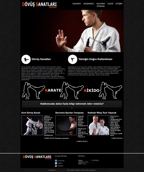 Picture of MARTIAL ARTS SITE