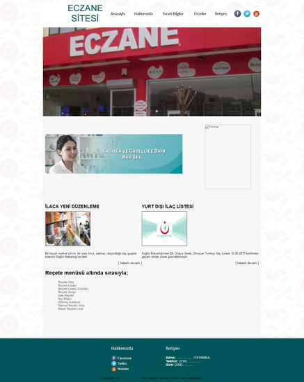 Picture of PHARMACY WEBSITE