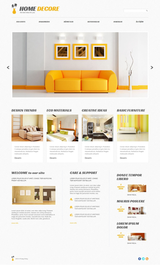 Picture of HOME DESIGN WEBSITE
