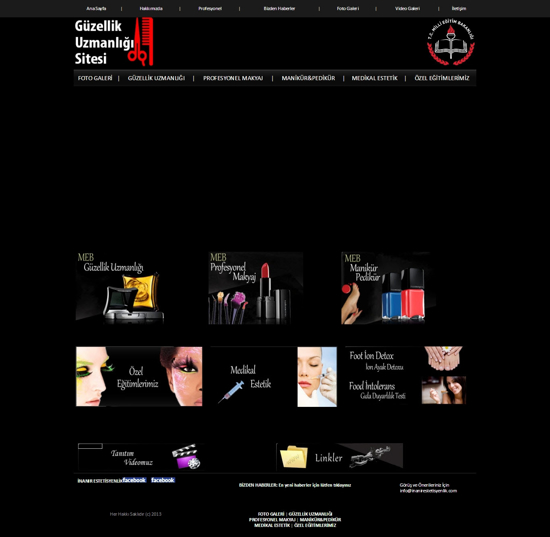 Picture of BEAUTY EXPERT WEBSITE