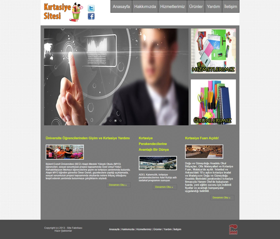 Picture of STATIONERY SITE