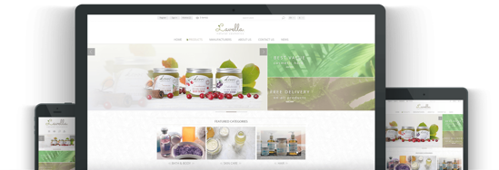 Picture of LAVELLA E-COMMERCE PACKAGE