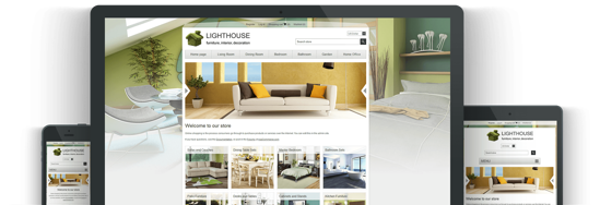 Picture of LIGHTHOUSE E-COMMERCE PACKAGE