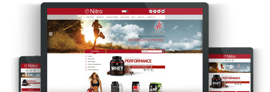 Picture of NITRO E-COMMERCE PACKAGE