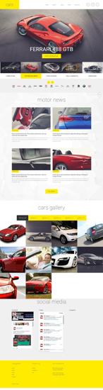 Picture of AUTOMOTIVE WEBSITE