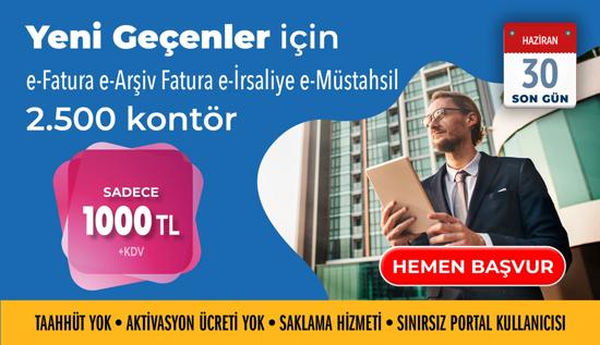 Picture of Yeni Geçenler için E-Fatura + E-Arşiv Fatura + E-Risaliye + E-Müstahsil